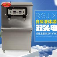 Buy cheap Double head Electric self Suction Filling Machine for liquid oil from wholesalers