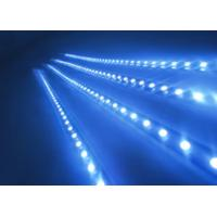 Blue Car Underbody Lights With Extremely Bright Flat LEDs For Warning Manufactures