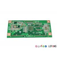 Buy cheap Blue Solder Mask Copper PCB Board , PCB Copper Sheet With ISO9001 Certification from wholesalers