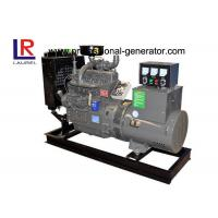 Buy cheap Open Type 3 Cylinders 40kw Diesel Generator Set With 3 Phase And 4 Wires from wholesalers