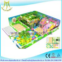 Buy cheap Hansel used commercial playground for children indoor and oudoor from wholesalers