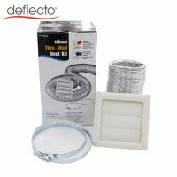 Buy cheap Bathroom Venting Dryer Vent Duct Cleaning Kit / Aluminum Flexible Air Duct from wholesalers