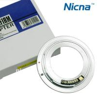 Buy cheap High Precision Silver Brass Nicna AF-Comfirm Adapter Ring M42 Lens to Canon EOS EF from wholesalers