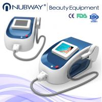 Buy cheap Portable painless 808nm diode laser hair removal machine home use / laser hair removal from wholesalers