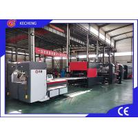 Buy cheap Carton Making Machine Flexo Bottom Printing Printer Slotter Die  Cutter Gluer Inline from wholesalers