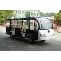 Buy cheap 72V Battery Power Electric Sightseeing Car With Rain Cover 14 Inch Tire from wholesalers
