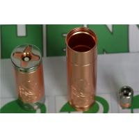 Buy cheap Red Copper 800 puff Stingray Mechanical Mod e cigarette for 510 / ego e cig from wholesalers