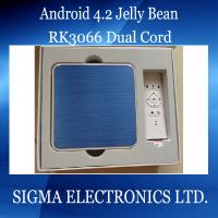 Buy cheap RK3066, Dual Core ARM Cortex-A9 up to 1.66GHz IPTV/OTT TV BOX RECEIVER from wholesalers