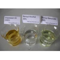 Wholesale CAS 85594-37-2 High Quality Slovent Grape Seed Oil for Steroids Conversion Gso from china suppliers