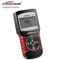 Buy cheap High Speed Live Data Scanner Diagnostic Tool KONNWEI Kw820 Display Live O2 Sensor Test Data from wholesalers