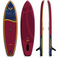 Wholesale Inflatable Stand Up All Around SUP Board , 10 6 Sup Board PVC Rainforced DWF Material from china suppliers