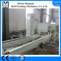 Buy cheap High Performance Tile Forming Machine , Automatic Roof Tile Making Machine Line from wholesalers