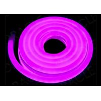Buy cheap 110V Input  Mini Neon Flex LED   Lights  Decorative Waterproof Color Jacket from wholesalers