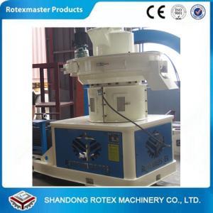 1000 kg/h-1500kg/h Wood Pellet Machine , sawdust rice husk pellet machine Manufactures