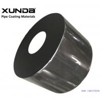 Buy cheap Mechanical Anti Corrosion Pipe Wrap Tape 100 Ft - 1000 Ft Length Black Color from wholesalers