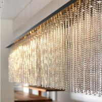Buy cheap Metal Bead Chain Curtain from wholesalers