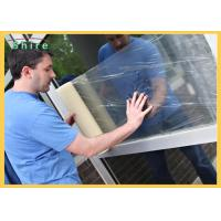 Buy cheap Blue Adhesion Construction Window Protective Film Surface Protector from wholesalers