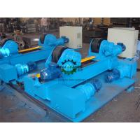 Self Centering Pipe Welding Rollers  , Automatic Welding Machine For Tank Vessel Boiler Body Manufactures