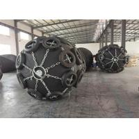 Natural Material Marine Rubber Fender Double Layers CCS Certification