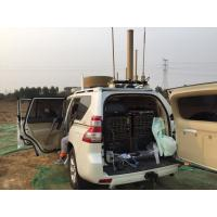 Wholesale 20-6000 Mhz Bomb Remote Control Blocker , Long Range RCIED Vehicle Signal Jammer from china suppliers