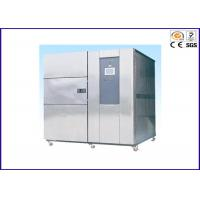 Buy cheap 380V 50HZ Thermal Shock Test Chamber , Environmental Thermal Testing Equipment from wholesalers