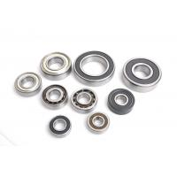Buy cheap IAFT 16949 One Row Miniature Ball Bearings P6 Z3 Level 4mm To 60mm Inner Dia from wholesalers