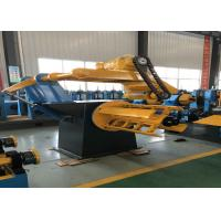 Buy cheap Carbon Steel Coil Slitting Machine / Sheet Metal Cutting Shears from wholesalers