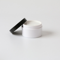 Buy cheap 50g 50ml Hair Care Container PET 10000pcs Plastic Cream Jar from wholesalers