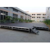 Wholesale Podium Aluminium Stage Platform 18 Mm Laminated Plywood 4 X 8 Ft Deck from china suppliers
