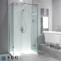 Buy cheap Glass Tempered Glass Panel Shower (5mm,6mm,8mm,10mm,12mm,15mm,19mm) from wholesalers