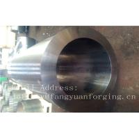 Buy cheap F316H S31609 Stainless Steel Forging Forged Cylinder  Seamless Pipe  Flange from wholesalers