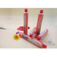 China Top Sealed 200g Food Squeeze Tubes Packaging Container ISO CDFA Certification on sale