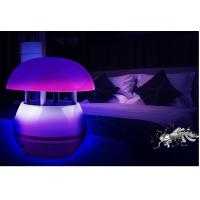 Buy cheap Eco Friendly ultrasonic mosquito killer Led Insect  Killing Lamp , ultrasonic fly repellent from wholesalers
