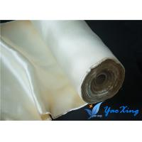 Buy cheap 0.8MM Industrial High Temperature Fiberglass Cloth Fire Protection Fiberglass Material For Boats from wholesalers