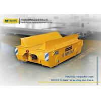 Buy cheap Wireless Control Battery Transfer Cart Wagon Electrical Coil Transport Bogie from wholesalers