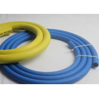 Buy cheap CE ISO 2398 ID 8mm industrial air hose / black rubber hose with Fiber Braided Reinforcement from wholesalers