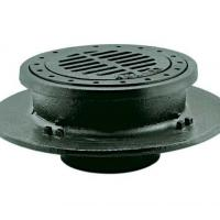 Buy cheap Heavy Duty Cast Iron Manhole Cover Floor Drain Quick Slop Floor Drain Roof Drain from wholesalers