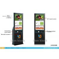 Wholesale Cinema ticket/ Concert ticket / Movie ticket/ Theater ticket  vending  kiosk from china suppliers