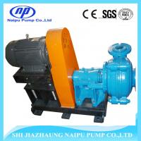 Buy cheap 4/3 C-AH  heavy duty rubber lined AH Slurry Pump from wholesalers