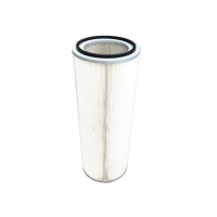 Wholesale Wet Resistance 172 Folds Polyester PTFE Cartridge Filter from china suppliers