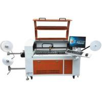 Buy cheap Sticker Label CO2 Laser Cutting Machine with Camera and Conveyor Device (WZ10060CCD-AR2) from wholesalers