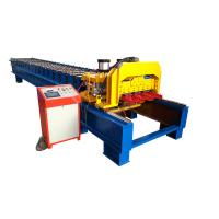 Wholesale CE Standard Steel Roofing Sheet Forming Machine with Safe Cover from china suppliers