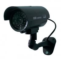 Buy cheap Indoor/Outdoor Dummy CCTV Camera Security with LED light DRA65 from wholesalers