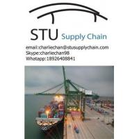 Buy cheap Container cargo shipping global freight forwarder HK SZ NINGBO SHANGHAI from wholesalers