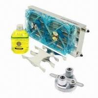 Buy cheap Universal PC Water Cooling Kit with CPU, VGA, Chipset Water Blocks from wholesalers
