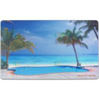 Wholesale Self-adhesive washable ultra thin floor mats, wholesale rubber floor mats, sublimation floor mats from china suppliers