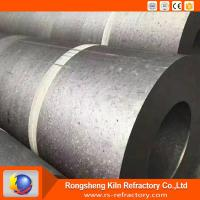 Buy cheap Low Ash Material Steel Kiln Graphite Electrode High Mechanical Strength Good Antioxidation product
