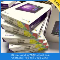Buy cheap Windows 10 Professinal USB 3.0 full package DHL free shipping Windows 10 Pro from wholesalers