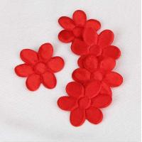 Buy cheap Personalized Garment Craft Cloth Appliques For Baby Clothes Or Hair Headbands from wholesalers