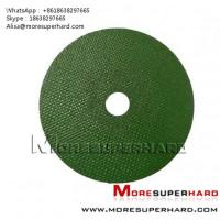 Buy cheap Cutting Disc,5Inch 125X1.0X22.23 Diamond Cut off Wheel Cutting Disc Tool Alisa@moresuperhard.com from wholesalers